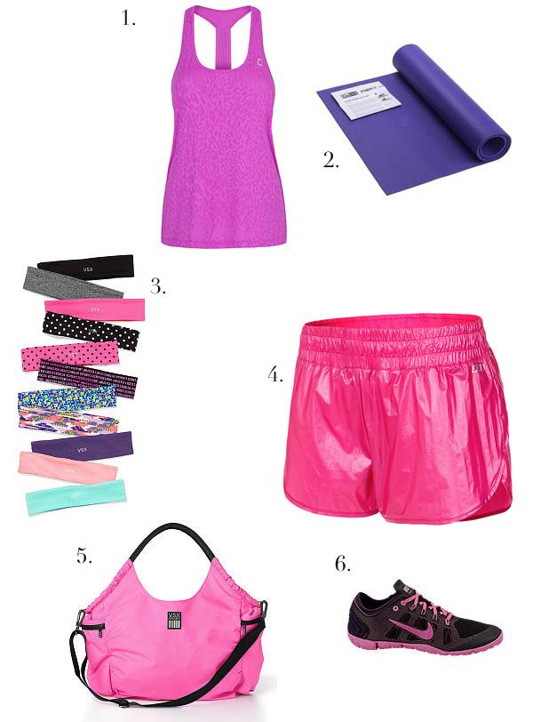 Spring Workout Gear
