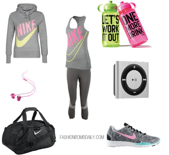 blog workout gear