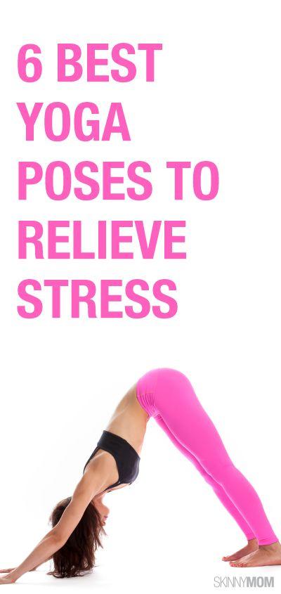 Stress Relieve Yoga Poses